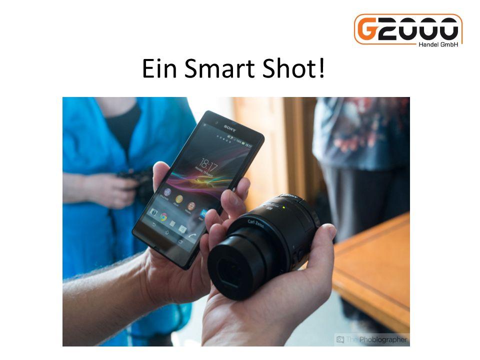 Ein Smart Shot!