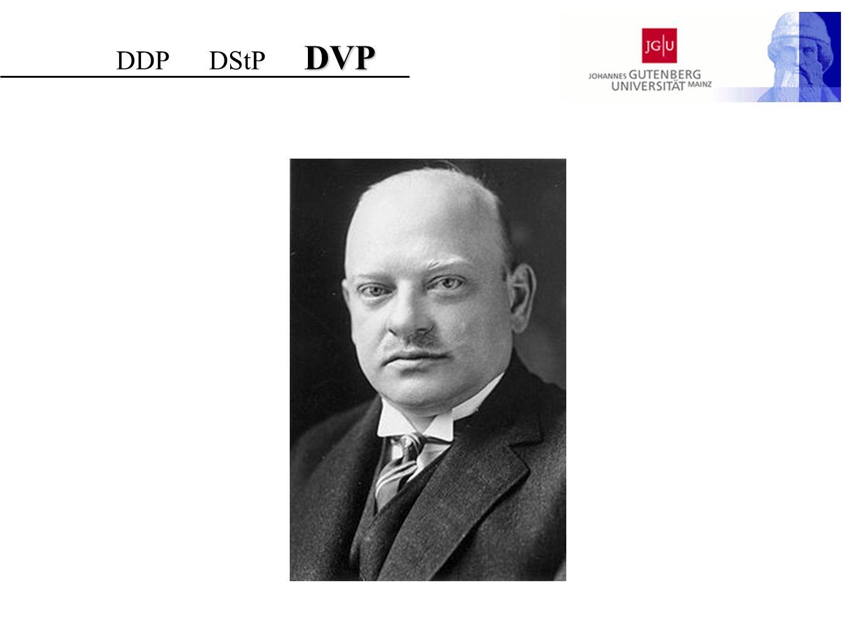 DDP DStP DVP