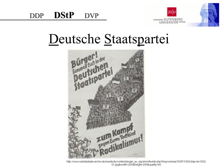 Deutsche Staatspartei