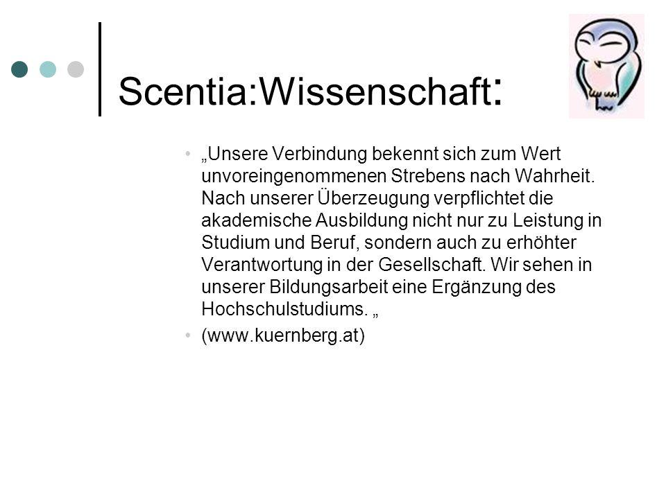 Scentia:Wissenschaft: