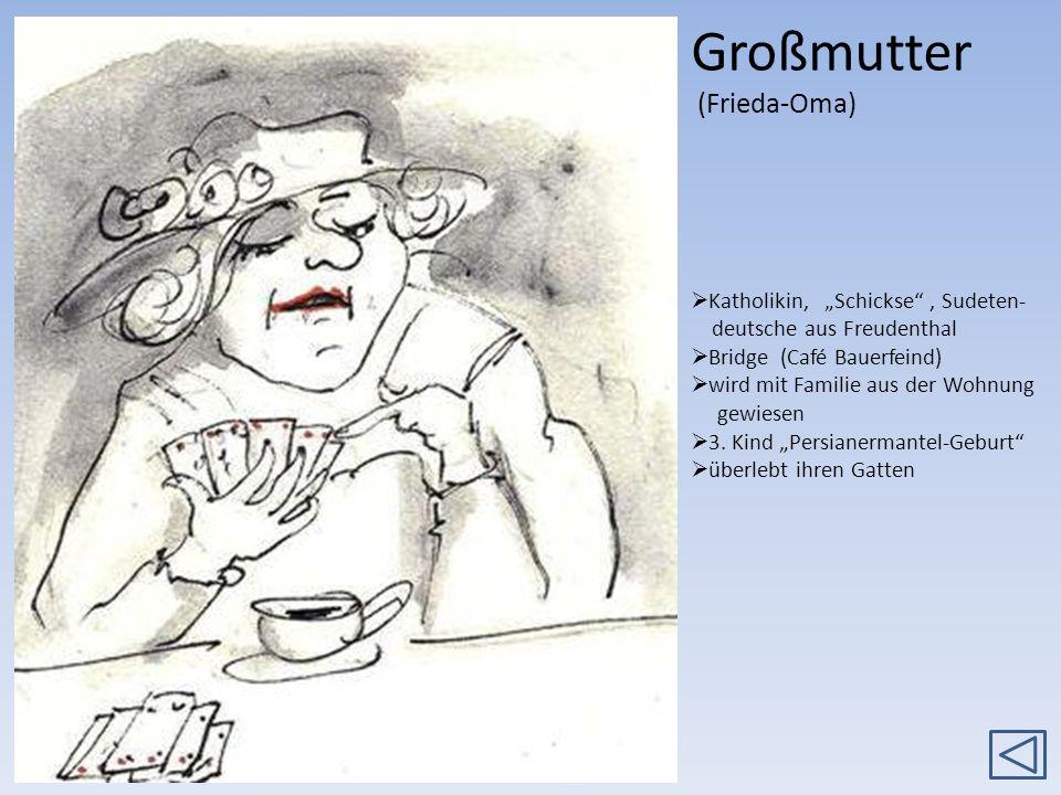 Großmutter (Frieda-Oma)