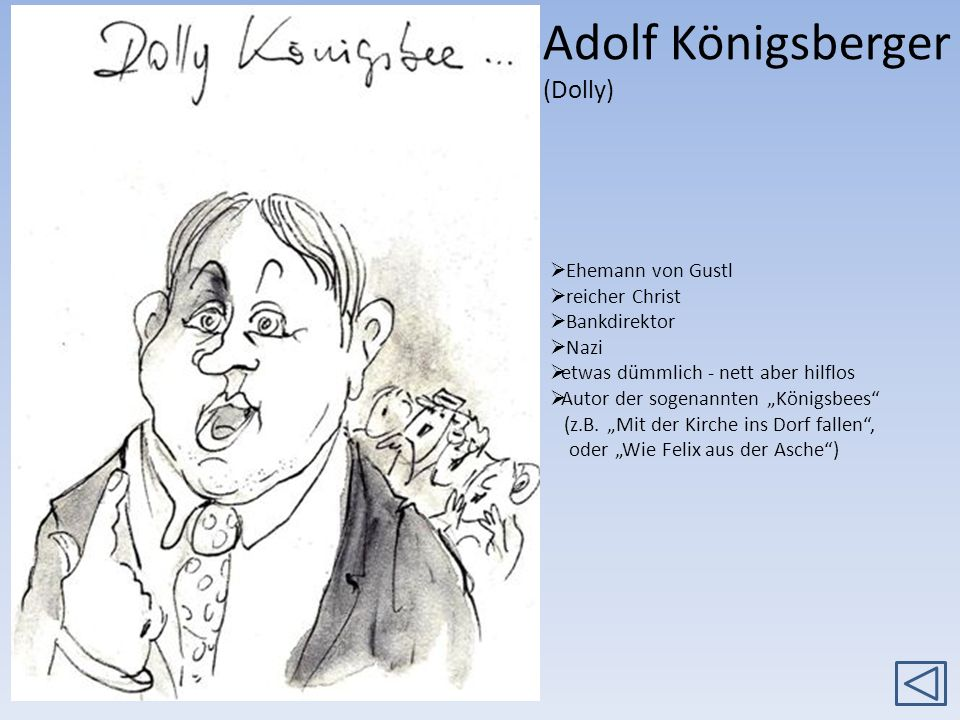 Adolf Königsberger (Dolly)