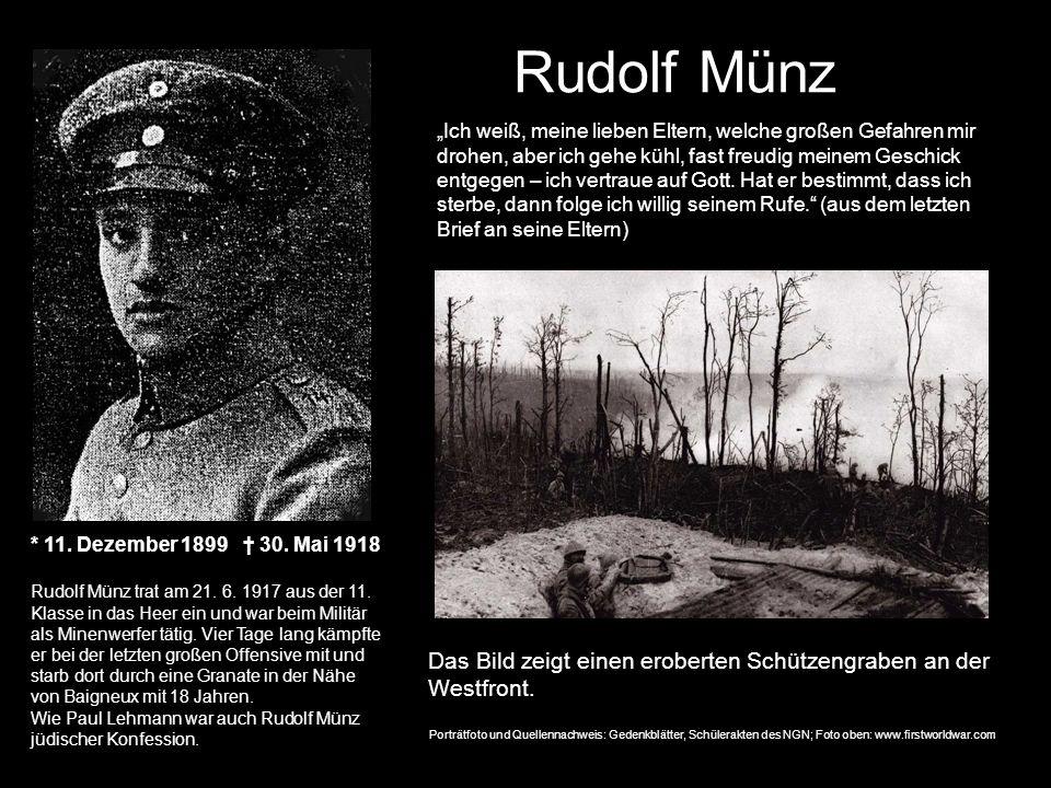 Rudolf Münz