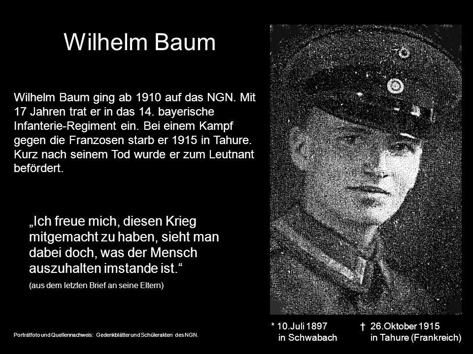Wilhelm Baum