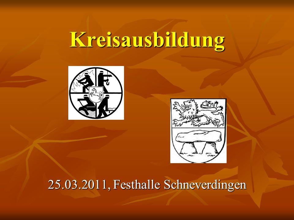 25.03.2011, Festhalle Schneverdingen