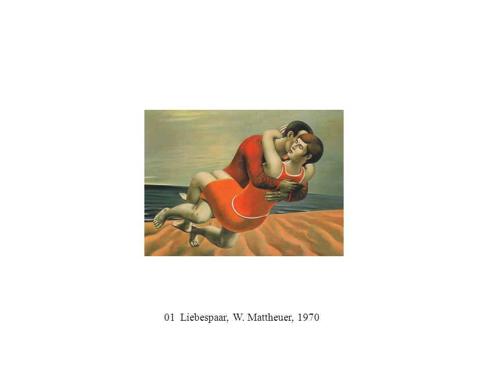 01 Liebespaar, W. Mattheuer, 1970