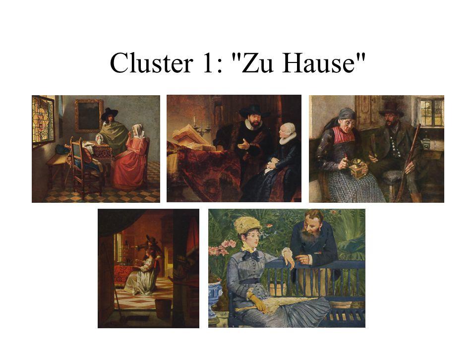 Cluster 1: Zu Hause