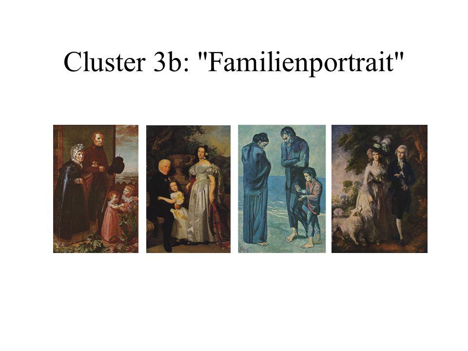 Cluster 3b: Familienportrait