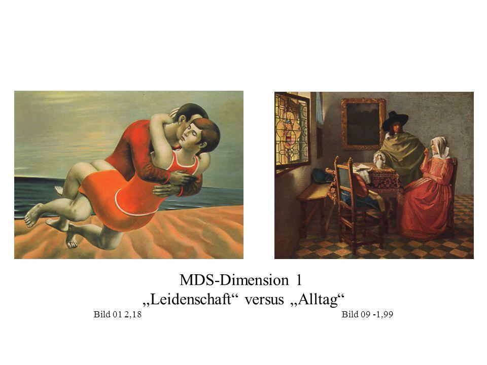 """""""Leidenschaft versus """"Alltag"""