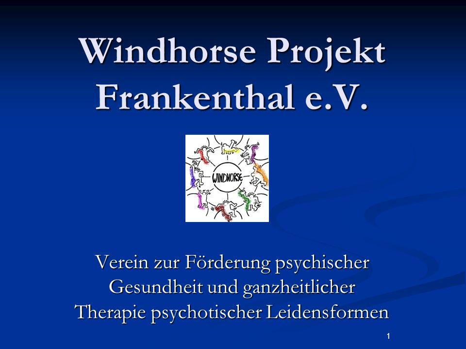 Windhorse Projekt Frankenthal e.V.
