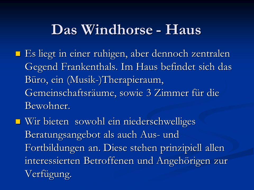 Das Windhorse - Haus