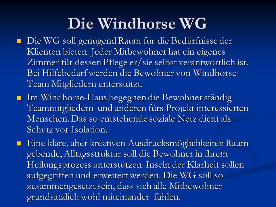 Die Windhorse WG