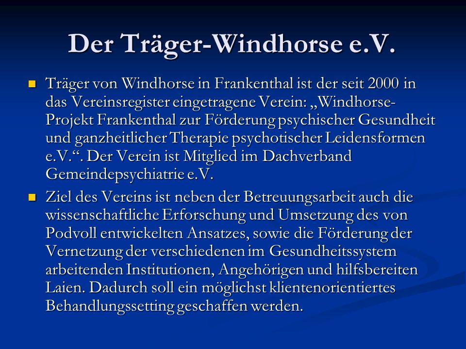 Der Träger-Windhorse e.V.