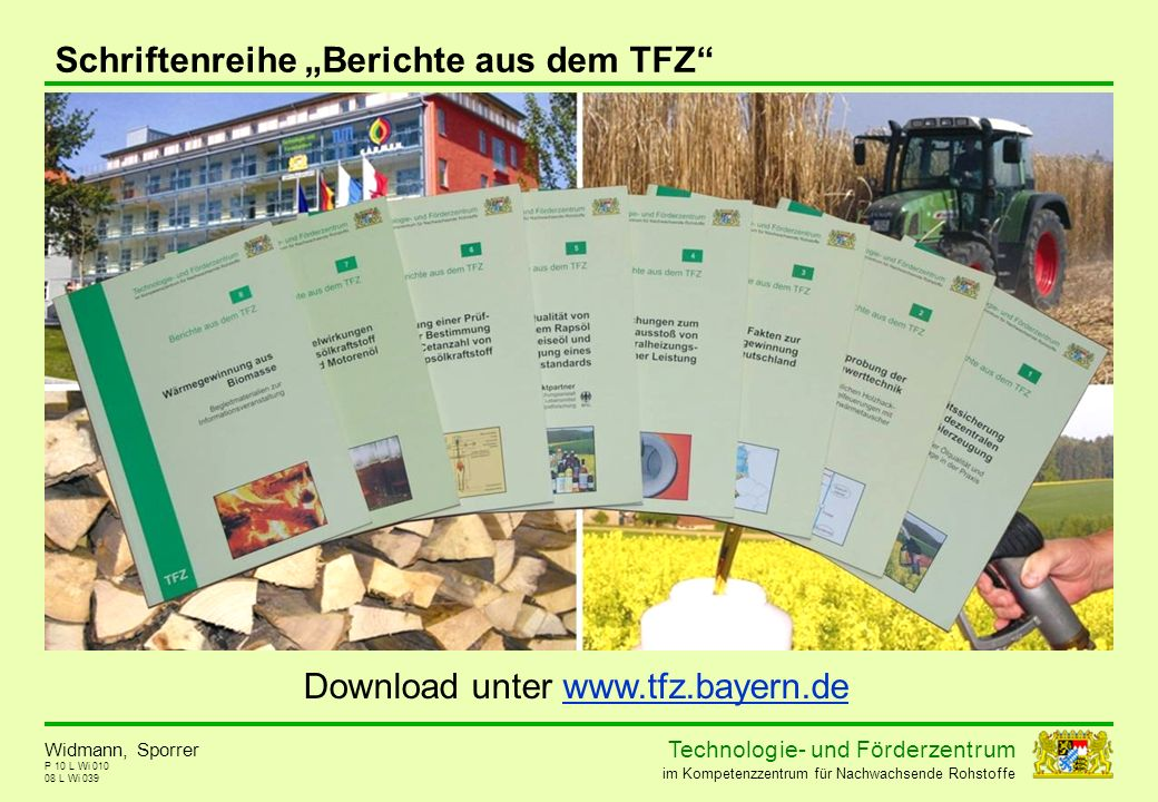 Download unter www.tfz.bayern.de