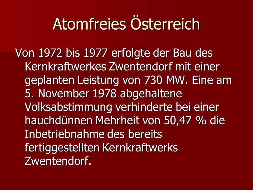 Atomfreies Österreich