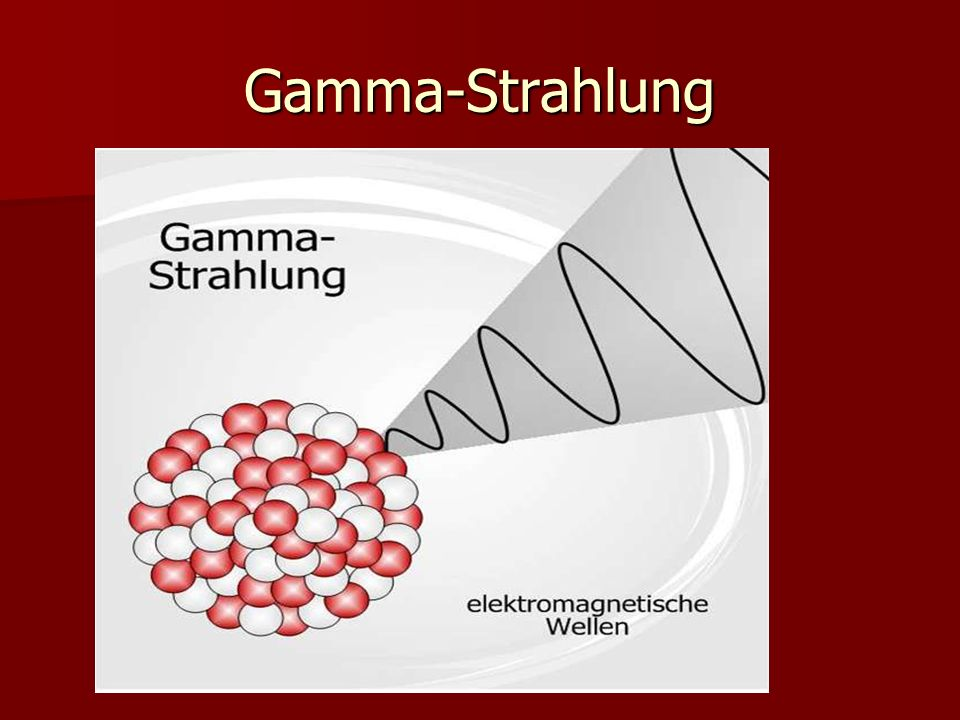 Gamma-Strahlung