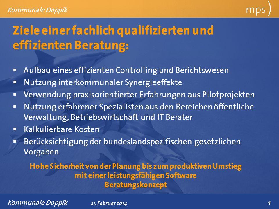 Ziele einer fachlich qualifizierten und effizienten Beratung: