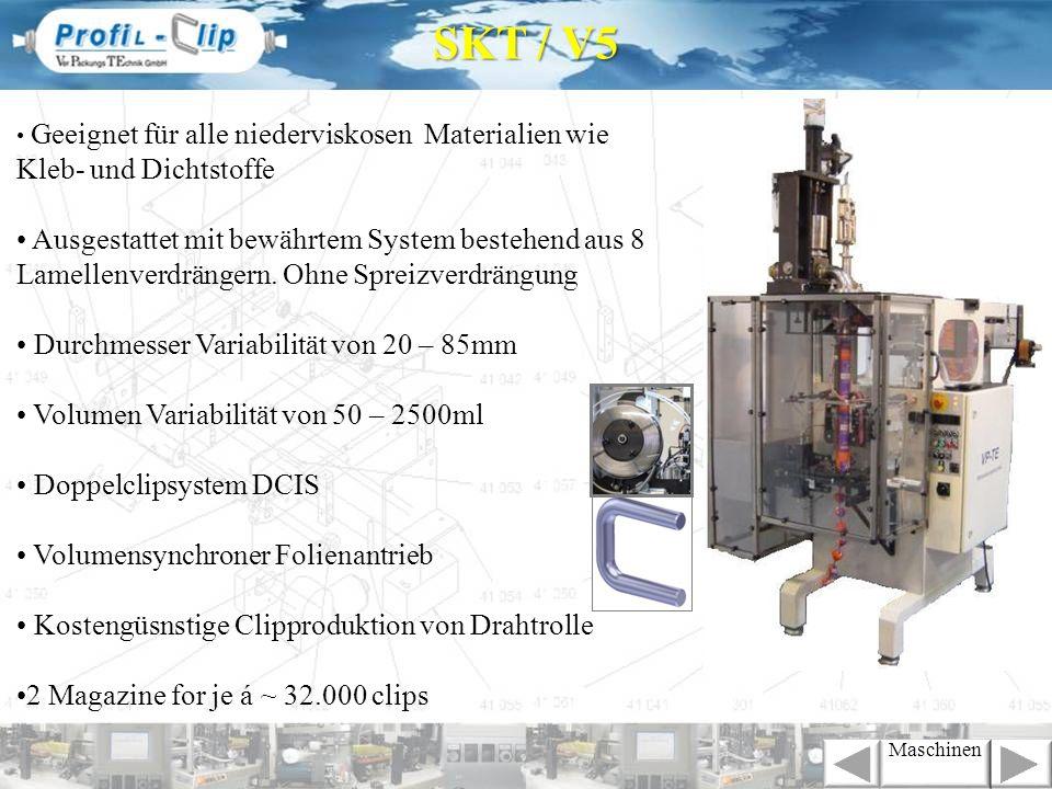 SKT / V5 Kleb- und Dichtstoffe