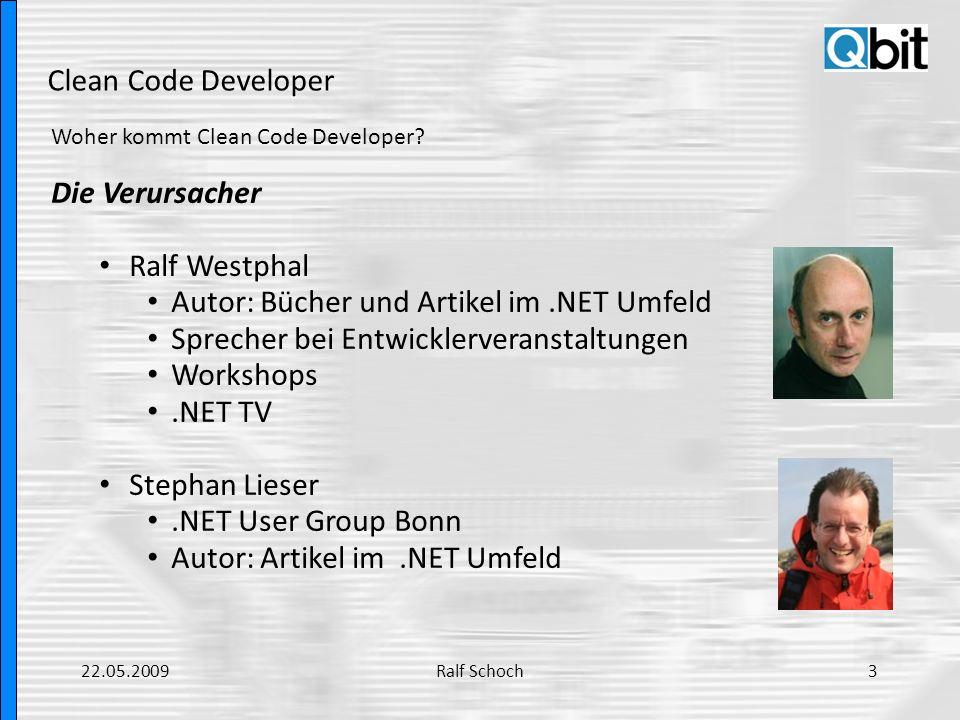Autor: Bücher und Artikel im .NET Umfeld