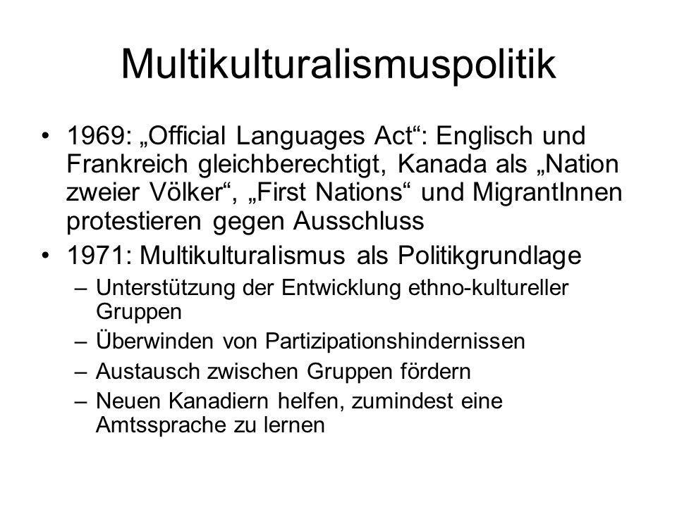Multikulturalismuspolitik