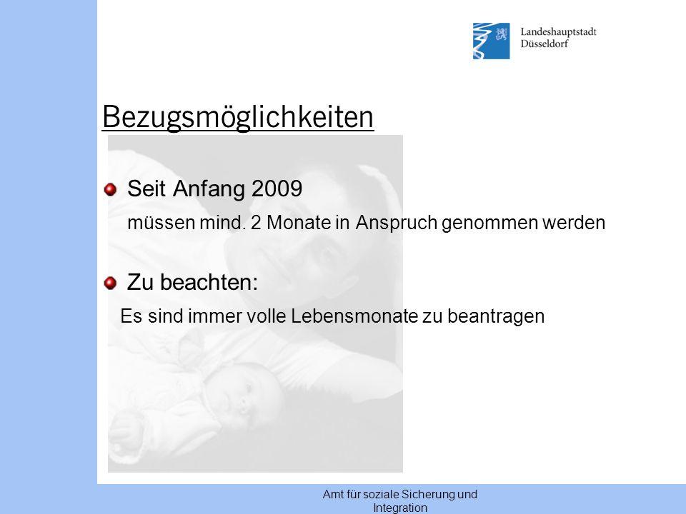 Amt für soziale Sicherung und Integration
