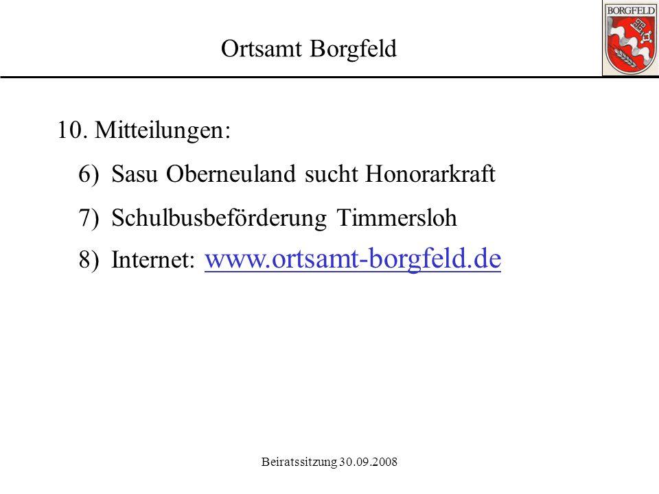 Sasu Oberneuland sucht Honorarkraft