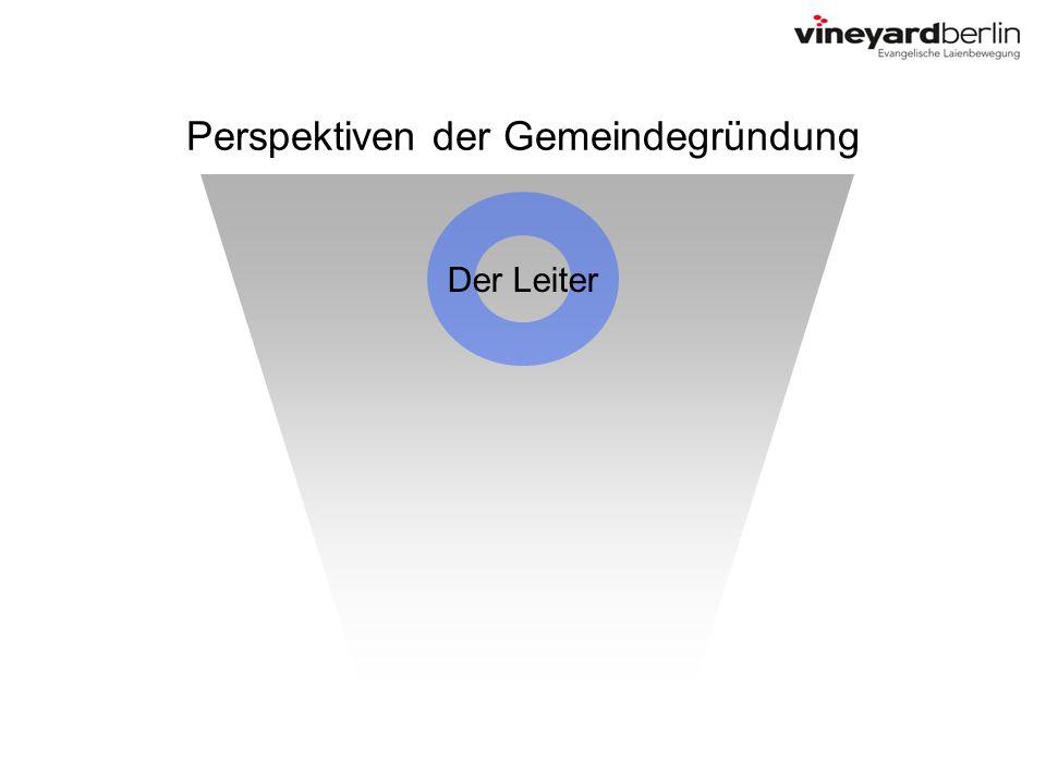 Perspektiven der Gemeindegründung