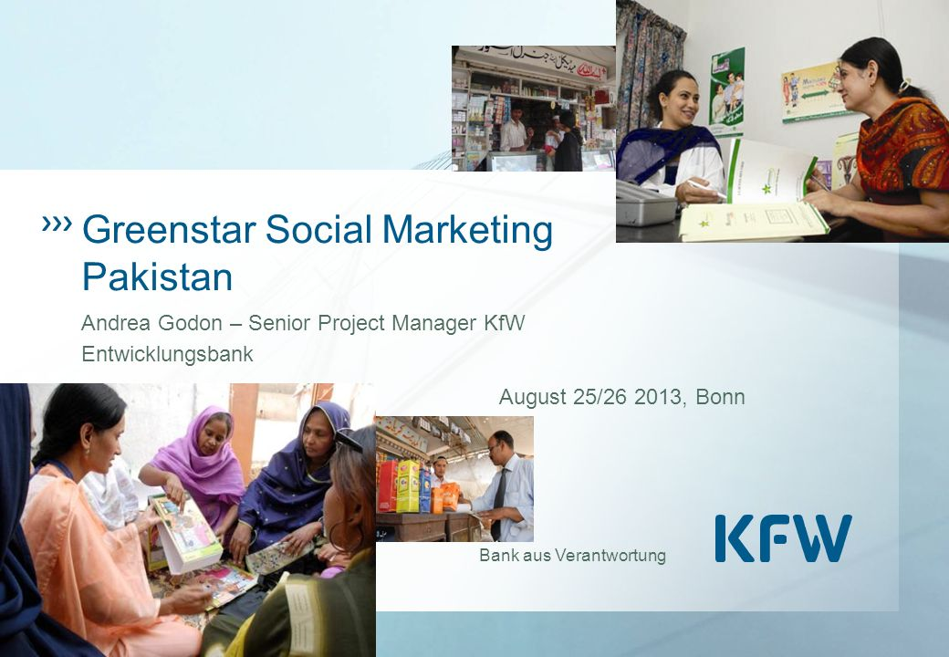 Greenstar Social Marketing Pakistan