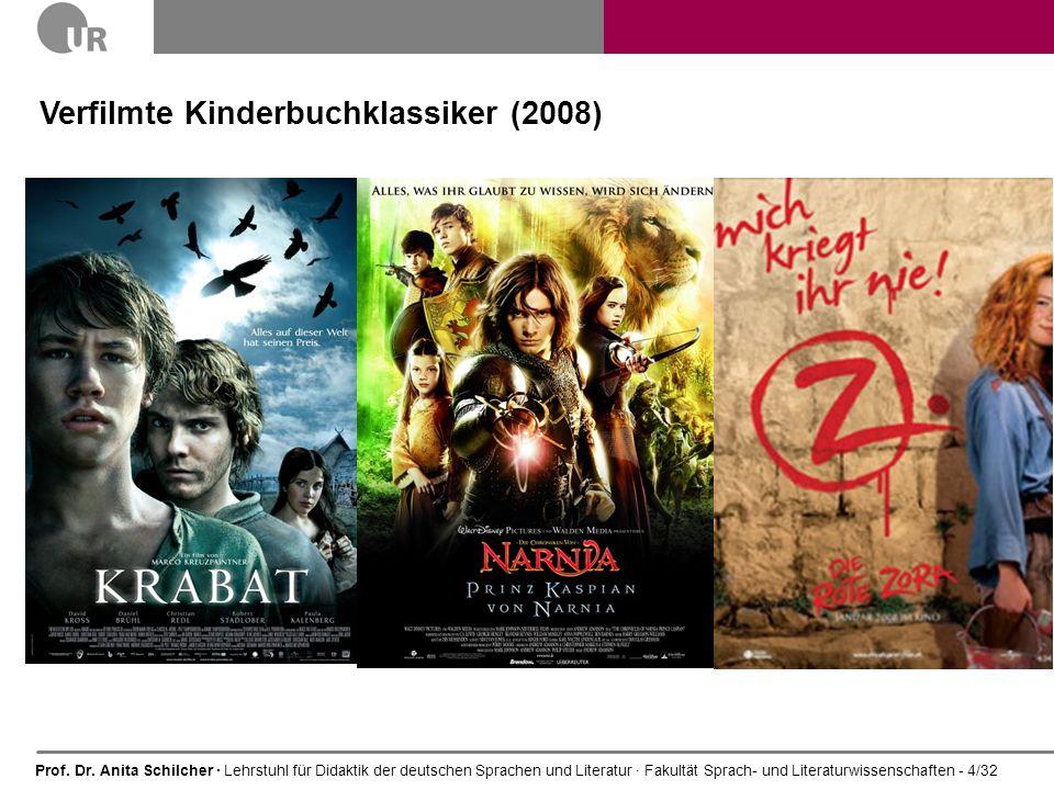 Verfilmte Kinderbuchklassiker (2008)