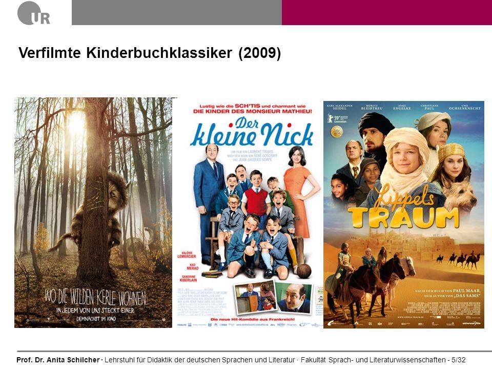 Verfilmte Kinderbuchklassiker (2009)