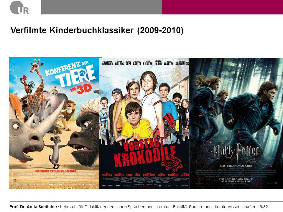 Verfilmte Kinderbuchklassiker (2009-2010)
