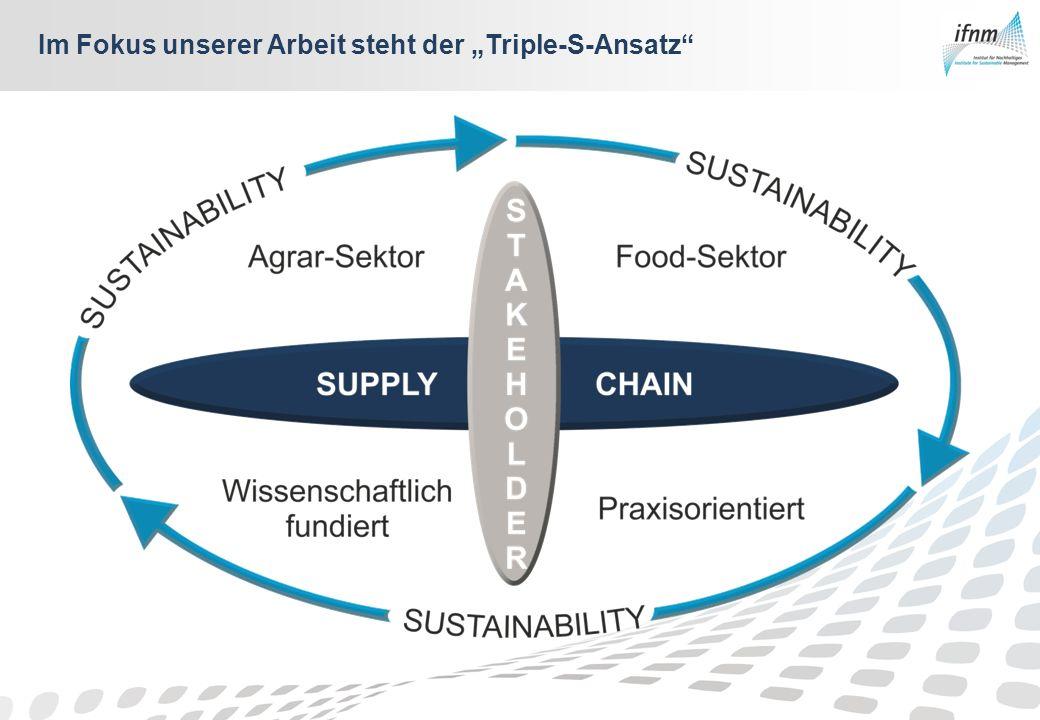 """Im Fokus unserer Arbeit steht der """"Triple-S-Ansatz"""