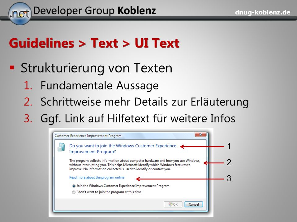 Guidelines > Text > UI Text