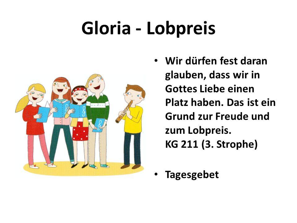 Gloria - Lobpreis