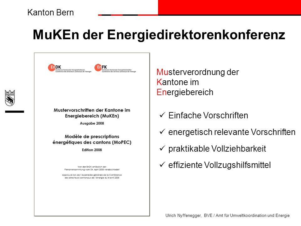 MuKEn der Energiedirektorenkonferenz