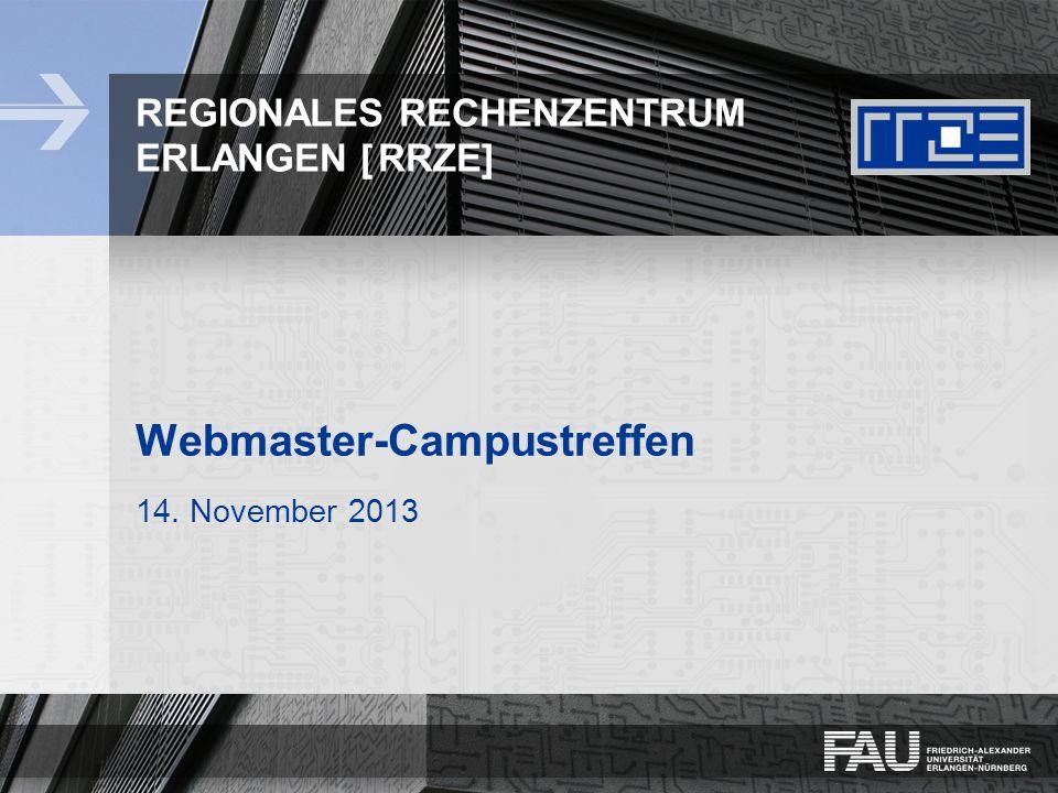 Webmaster-Campustreffen