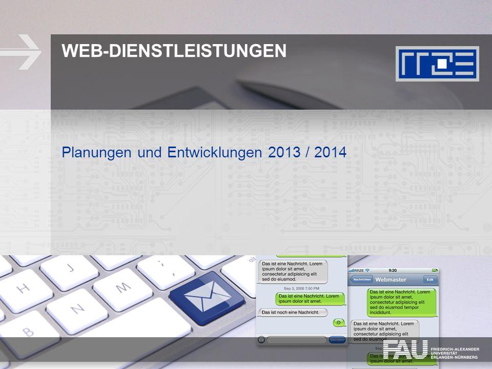 Web-Dienstleistungen