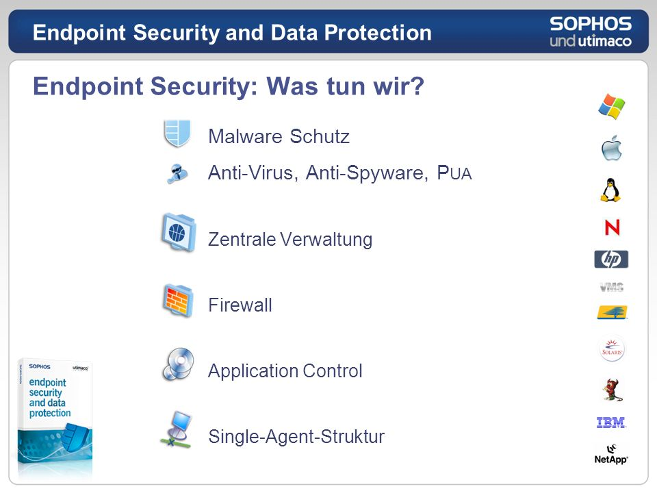Endpoint Security: Was tun wir