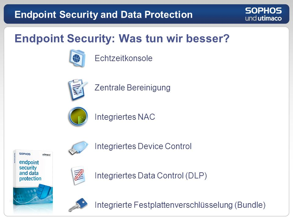 Endpoint Security: Was tun wir besser