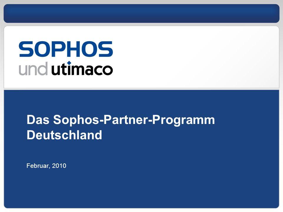 Das Sophos-Partner-Programm Deutschland