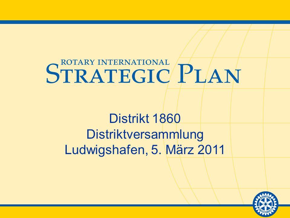 Distrikt 1860 Distriktversammlung Ludwigshafen, 5. März 2011