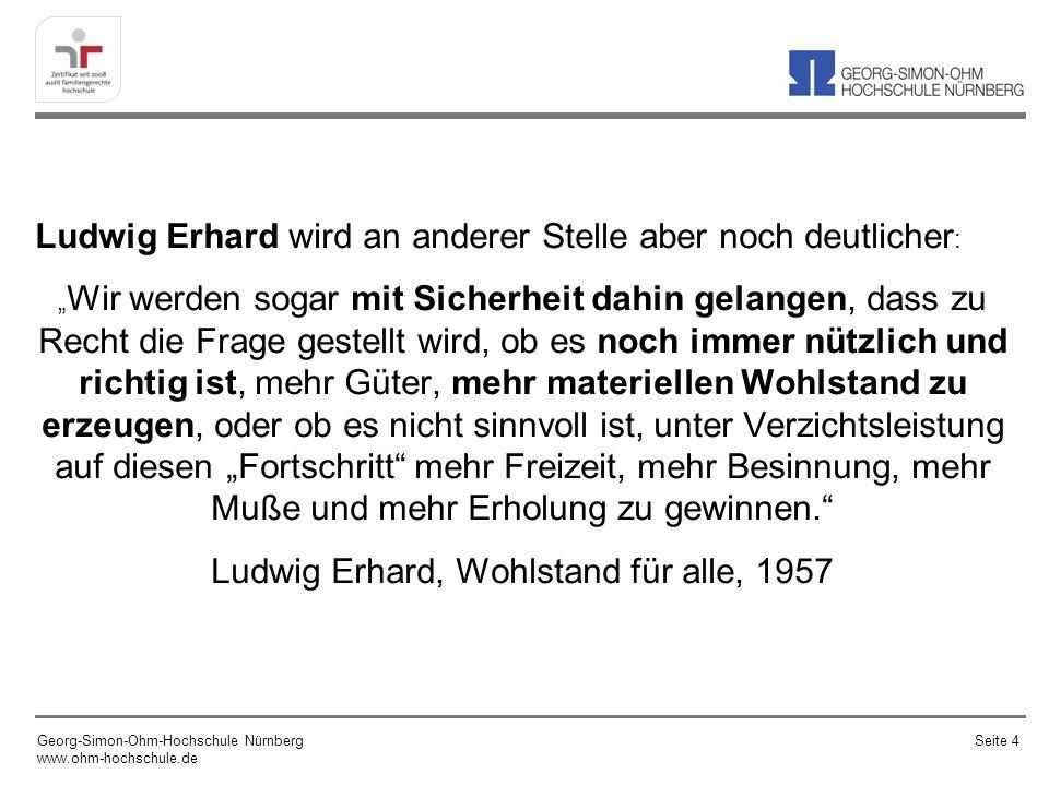 Ludwig Erhard, Wohlstand für alle, 1957