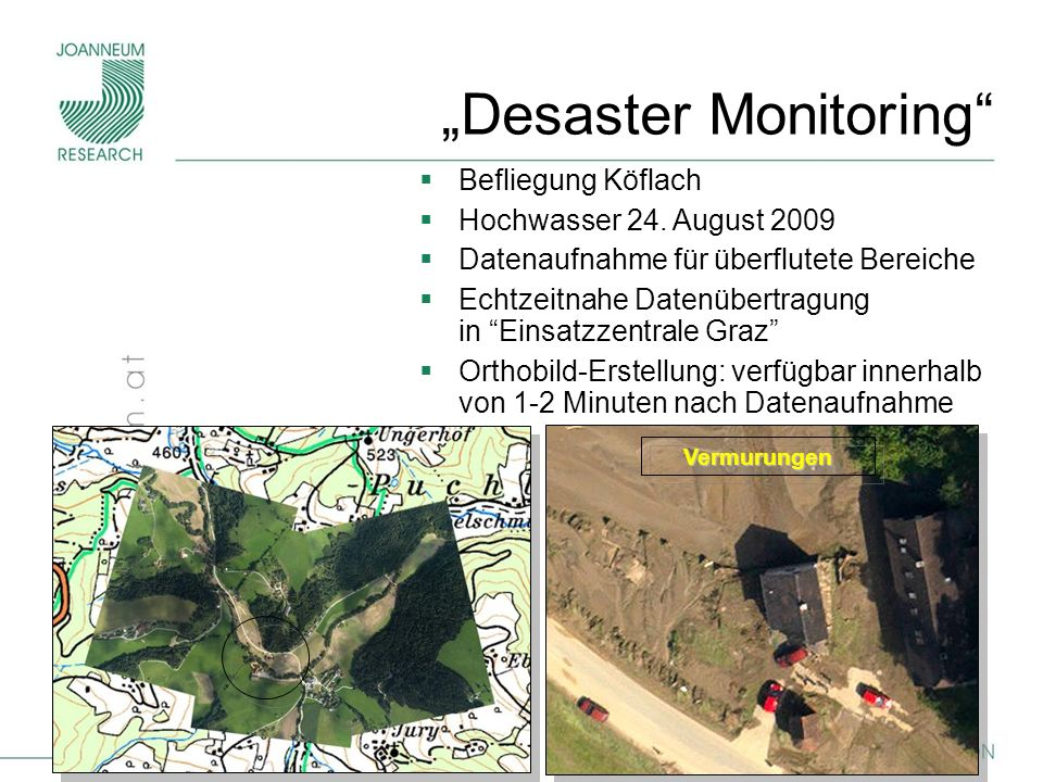 """Desaster Monitoring"