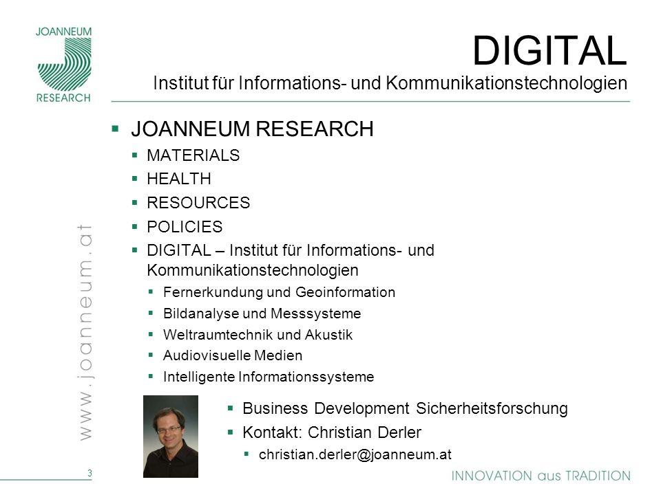 DIGITAL Institut für Informations- und Kommunikationstechnologien