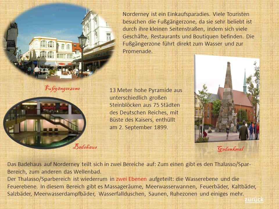 Fußgängerzone Badehaus Gedenkmal zurück
