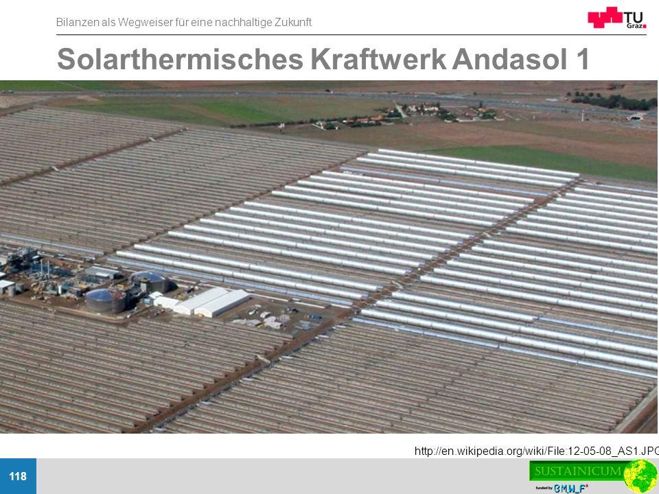 Solarthermisches Kraftwerk Andasol 1