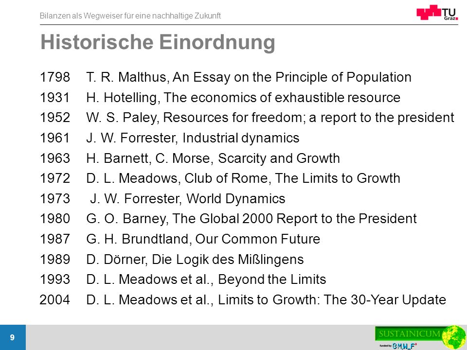 malthus t.r. 1798. an essay on the principle of population An essay on the principle of population was written by the reverend thomas malthus in 1798 in this malthus argues that poverty is the inevitable lot of the majority of people read more.