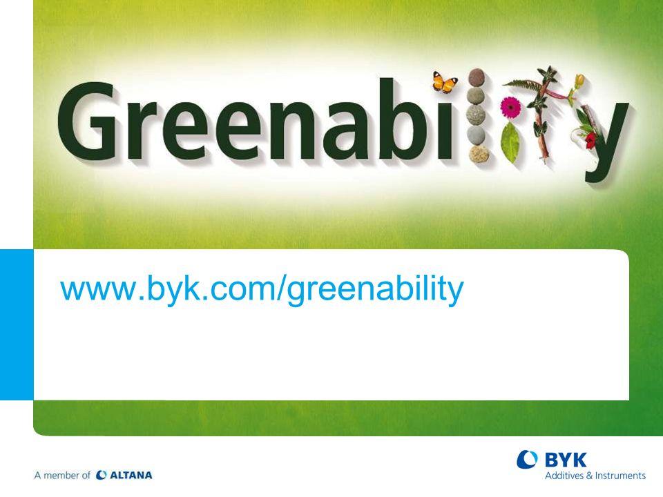 www.byk.com/greenability