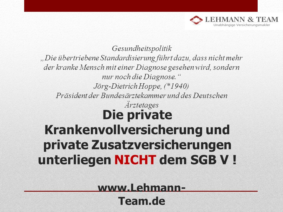 Präsident der Bundesärztekammer und des Deutschen Ärztetages