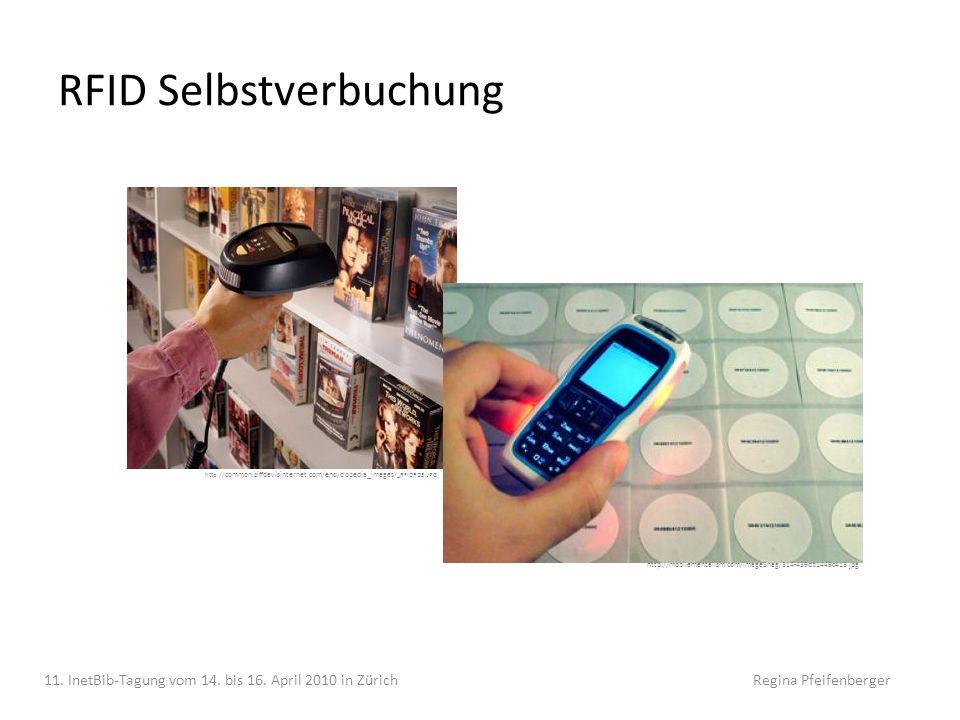 RFID Selbstverbuchung